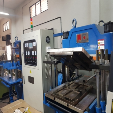 Rubber Molding Machines 2