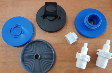 Plastic Injection Molded Parts 1