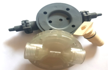 Plastic Injection Molded Parts 2