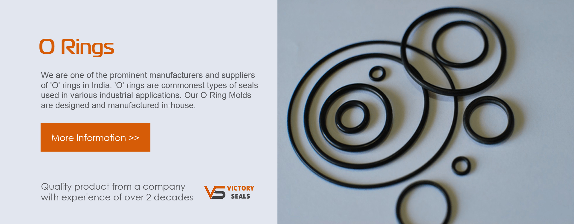 O-Rings Manufacturers in Karnataka, India